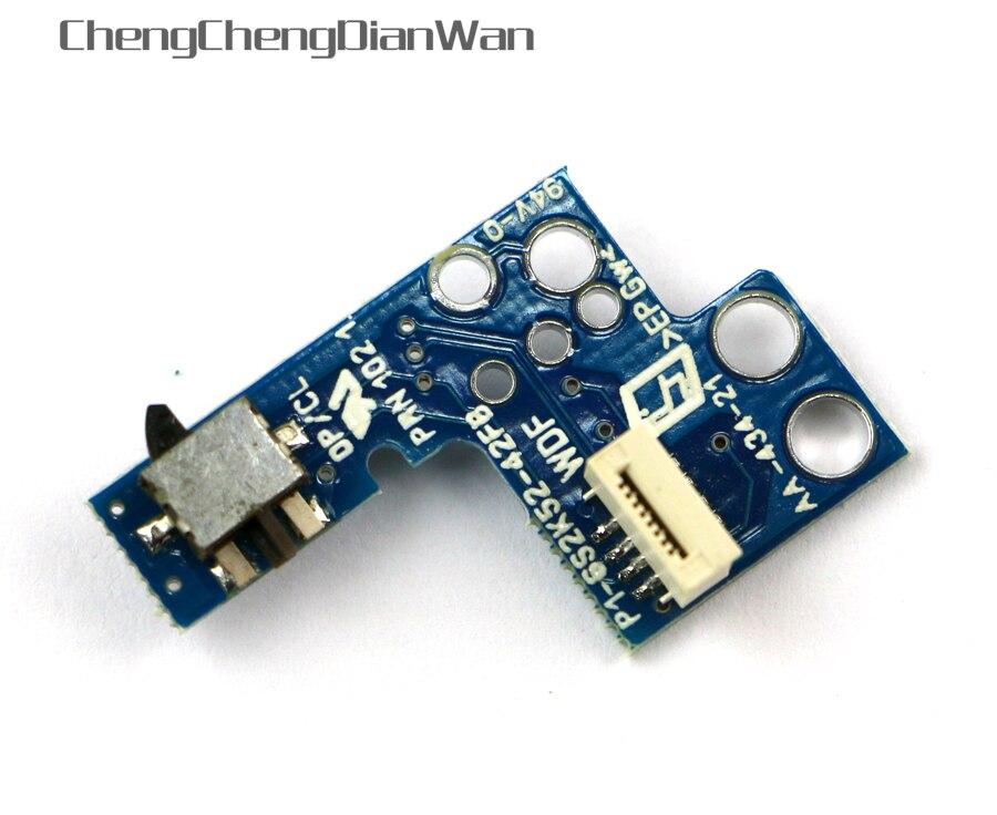 ChengChengDianWan 120 قطعة/الوحدة ل PS2 سليم 90000 على إيقاف الطاقة إعادة تعيين لوحة توزيع استبدال إصلاح أجزاء