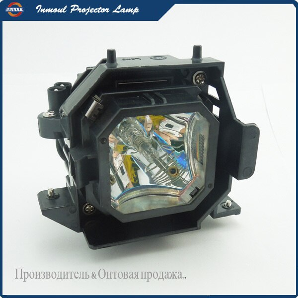 Lámpara de proyector Compatible con Inmoul EP31 para EMP-830/EMP-830P/EMP-835/EMP-835P/V11H145020/V11H146020/PowerLite 830 p/P