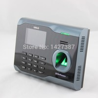 U160 WIFI TCP/IP Biometric Fingerprint Time Clock Recorder Attendance Employee Electronic English Punch Reader Machine
