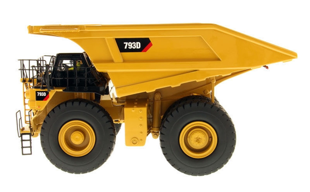 Collection Diecast Masters Engineering Vehicle Diecast 1/50 DM-85174 793D Mining Truck Diecast Model Engineering Vehicles Model kid model toys 1 50 scale engineering vehicle truck car model 140m3 motor grader high line series 85544 diecast model toys