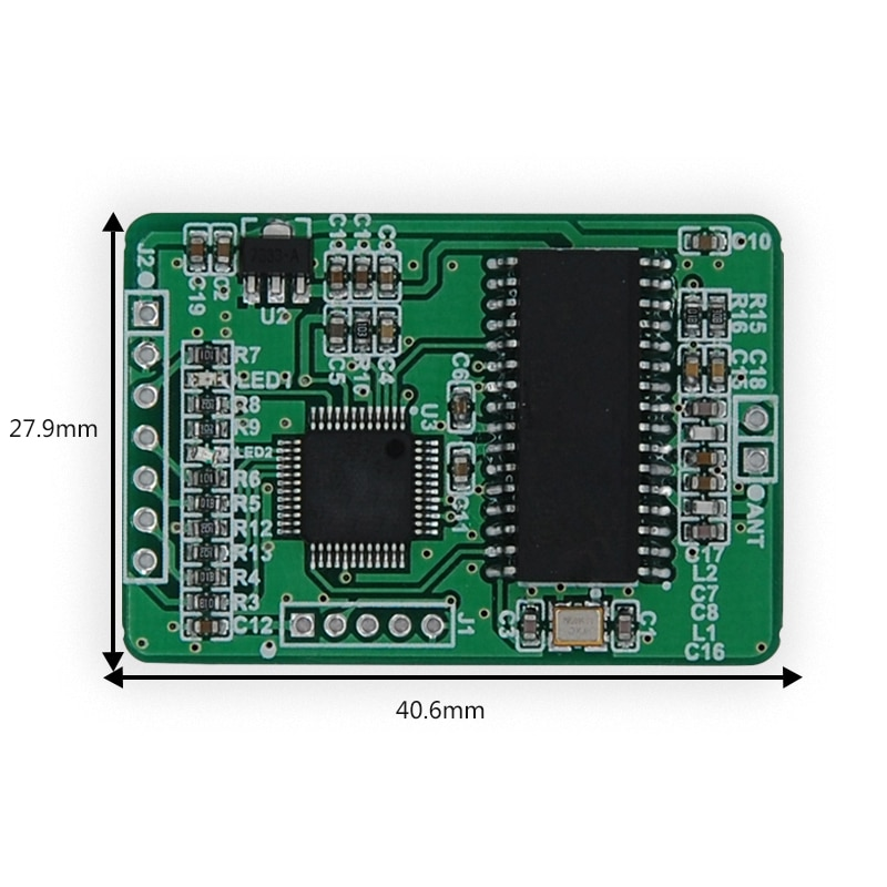 ISO 15693 Reader Module   15693 Reader/Writer Module   15693 Module   15693 Remote Card   CU300