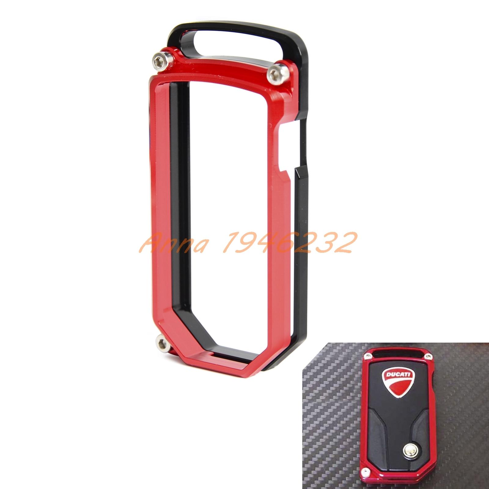 Чехол для ключей с ЧПУ SMART Key COVER для Ducati Diavel 2011-2016 Multitrada 1200/S 2010-2014 мотокросс эндуро Байк мотоцикл
