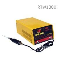 New Arrival RTW1800 50W Ultrasonic Mould Polishing Machine Ultrasonic Grinding Machine AC110V/220V Mold Polished Machine Hot