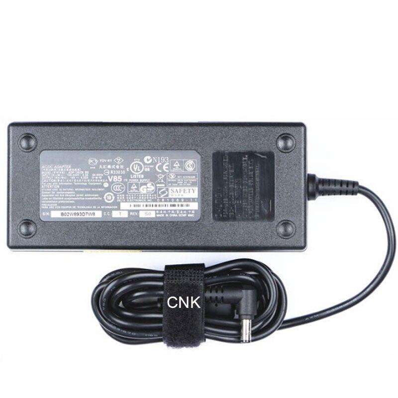 Адаптер переменного тока для ноутбука 19 в 6.32A 120 Вт 5,5*2,5 мм, адаптер питания, зарядное устройство для ASUS EXA1106YH A45A N46 N55 N56 N76 серия
