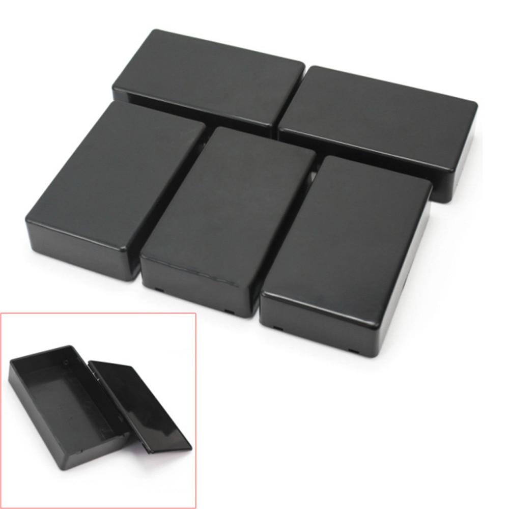 5 pièces bricolage en plastique électronique projet boîte boîtier Instrument 100x60x25mm électronique Stocks puissance boîte étanche
