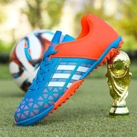 turf football 2018 men boy kids soccer cleats soccer shoes tf hard court sneakers trainers new design football boots size 31 43