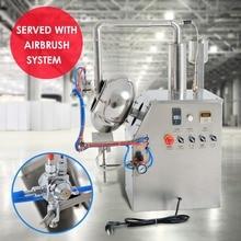 Machine à revêtement de comprimés (110V 60HZ)   Série/Coater de pilules, adaptée à la plupart des matériaux de revêtement
