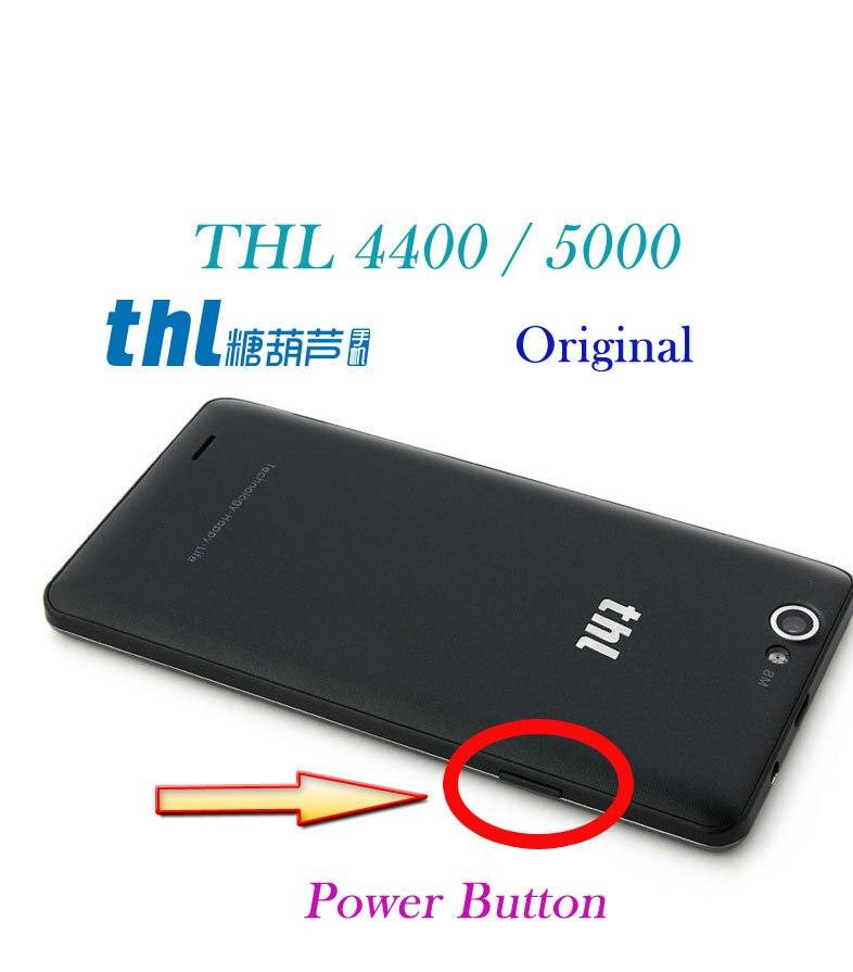 Botón de encendido/apagado Original para teléfono móvil THL 4400 THL 5000 envío gratis