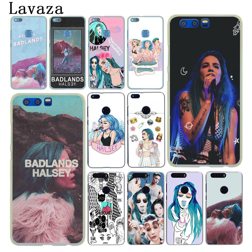 Lavaza Halsey цвета текст Badlands чехол для телефона Huawei Y9 Y7 Prime 2018 2019 Honor 20 8A 8X 8 9 9X 10 Lite 7C 7X 7A Pro