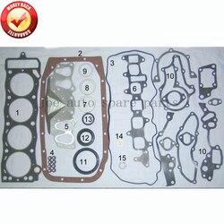 22R 22RE 22REC junta Do Motor Completo conjunto kit para Toyota Land cruiser/4 runner/Celica/Hilux VW taro 2.4L 84-05 50099300 04111-35070