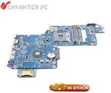 NOKOTION Pour Toshiba Satellite C870 C875 L870 Ordinateur Portable Carte Mère H000046310 17.3 HD4000 HM76 DDR3