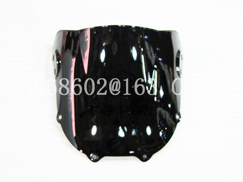 For Honda CBR 900 RR 893 1994 1995 1996 1997 94 95 96 97 Black Windshield WindScreen  CBR900 CBR893 cbr900 cbr893 cbr rr