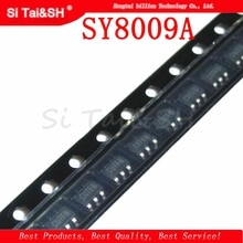 10 sztuk SY8009AAAC SY8009A SY8009 SOT23-5 1.5A ADJ DC-DC regulator buck nowy i oryginalny
