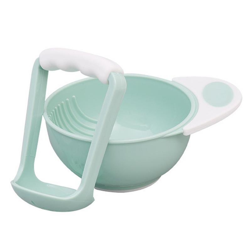 Детская пищевая добавка для кормления, пюре и подача, шлифовальная чаша, детский ручной пищевой кондиционер, твердая чаша