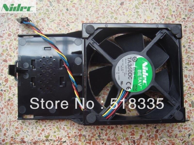 Original For Nidec For Optiplex 210, GX280 620 C521 520 PN: WC236 fan cooling fan TA350DC M35172-35