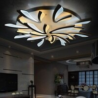 Dandelion Acrylic LEDCeiling light fixtures Living room bedroom study restaurant balcony lighting Commercial site ceiling lamp