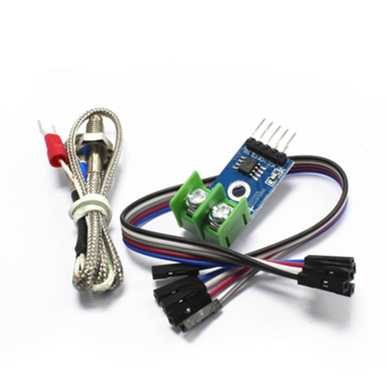 Модуль датчика термопары MAX6675, 10 шт.