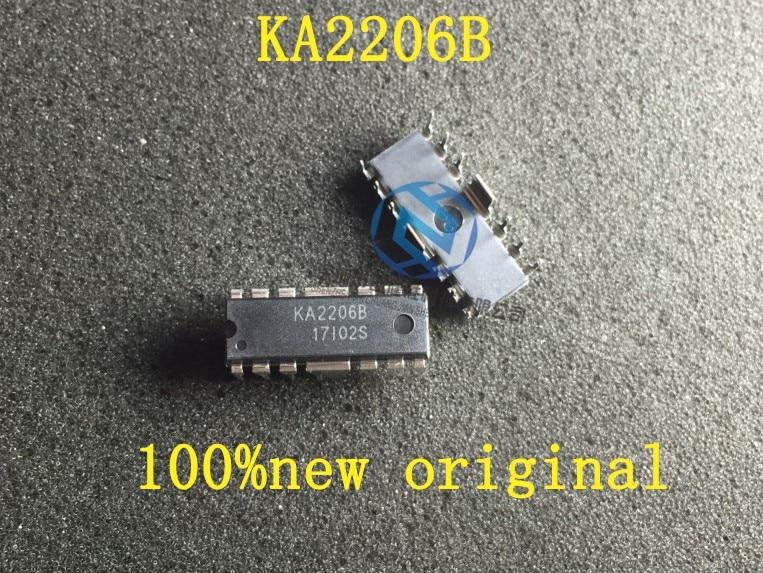 100% nueva 100 piezas KA2206B KA2206 HDIP12