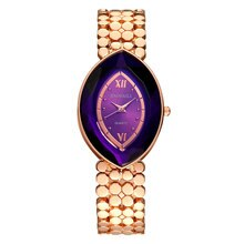 BAOSAILI marque oeil forme or dames montres-bracelets femmes montres Montre Femme montres