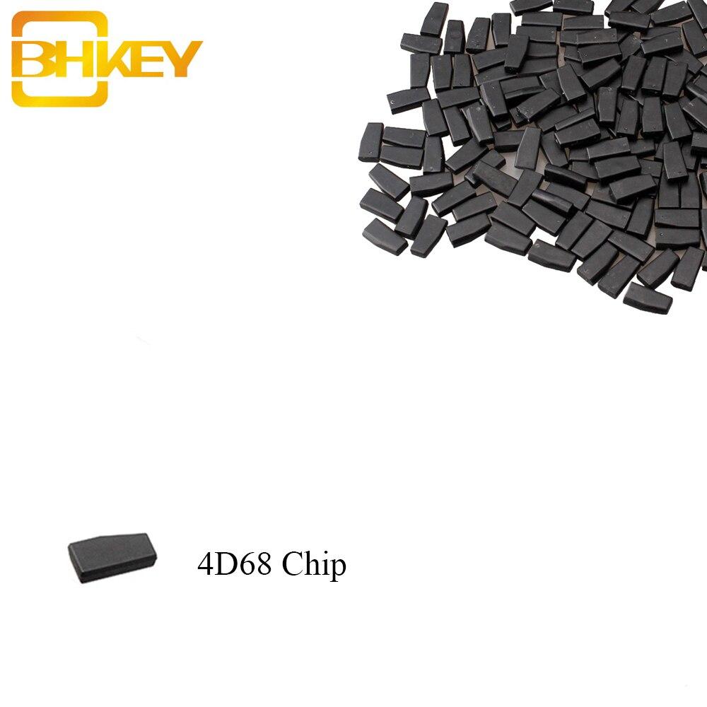 Bhkey chip chave do carro para toyota para lexus 4d id 68 4d68 chip transponder