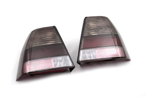 Free Shipping All Smoke Style Tail Light for vw Jetta / Bora MK4