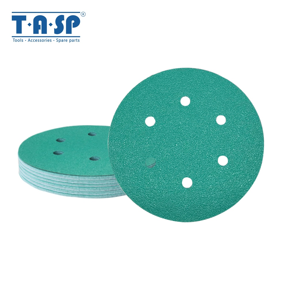 TASP 25 pièces industriel 150mm 6