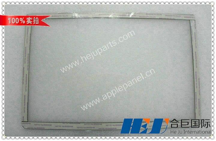Original para Apple MacBook Pro A1286 pantalla LCD cristal HANXUNDA con adhesivo 10 unids/lote
