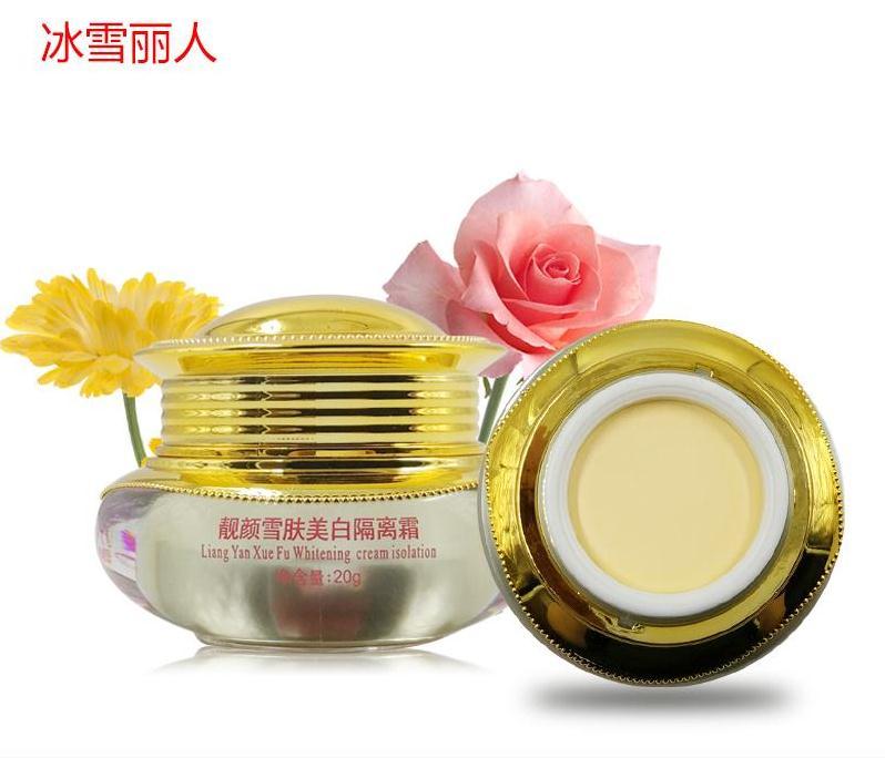 Bingxueliren Liang Yan Xue Fu Whitening Plant Fresh Pearl Cream BB cream