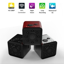 SQ13 Mini WiFi Kamera Espia HD 1080 P Nachtsicht Video Sensor Wasser-widerstand Gizli Kamera Casus Kleine Tasche cam DV Recorder