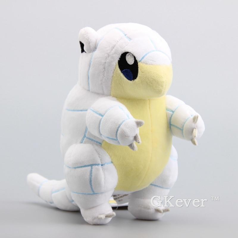 "High Quality Sandshrew Plush Toy Anime Figure Sandshrew Soft Stuffed Dolls 8"" 20 CM Kids Gift"