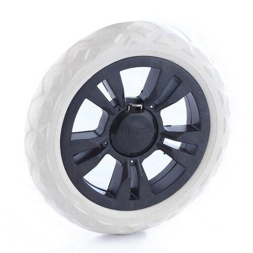 2016 venda quente 17 cm de diâmetro carrinho de compras roda acessórios bagagem trole rodas 2 peças/par