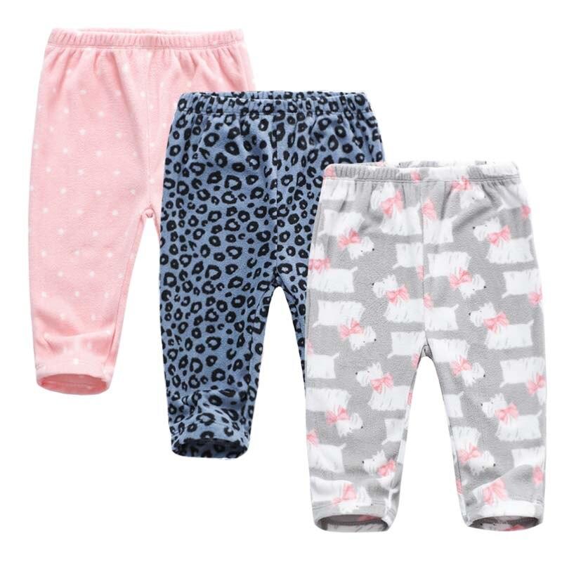 Pantalones para bebé niña, ropa de otoño e invierno, pantalones para bebé de dibujos animados, pantalones informales para bebé, pantalones para niño y niña, pantalones para recién nacidos