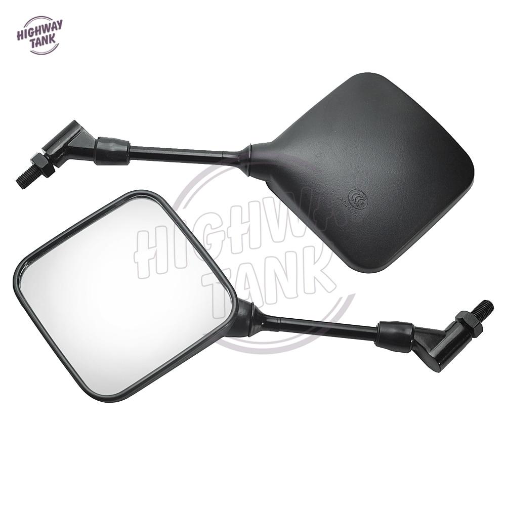 Новый Бесплатная доставка GRATUITA двойной спортивный мотоцикл зеркало заднего вида Specchi чехол для Suzuki DR 200 250 DRZ DR350 350 400 650 DR650