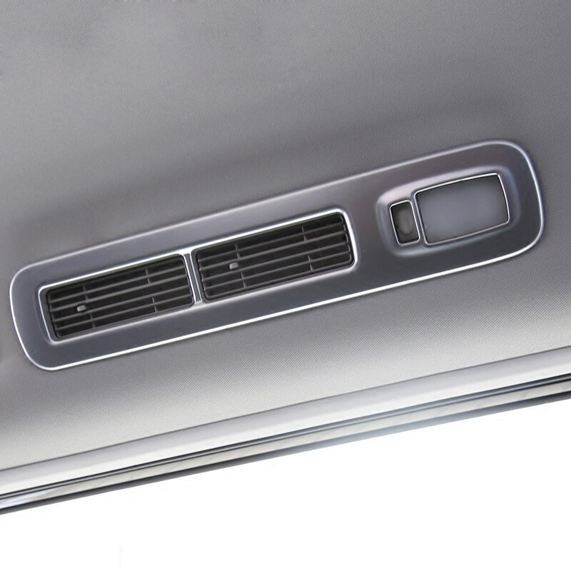 4pcs for PATROL Y62 Air conditioner Vent Decoration frame