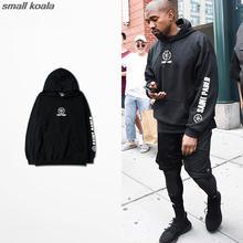 Hoodie Mannen Hip Hop Voor Grote Man Trainingspak Kanye West Tour Seizoen 3 Kleding Camiseta Saint Pablo Sweatshirts