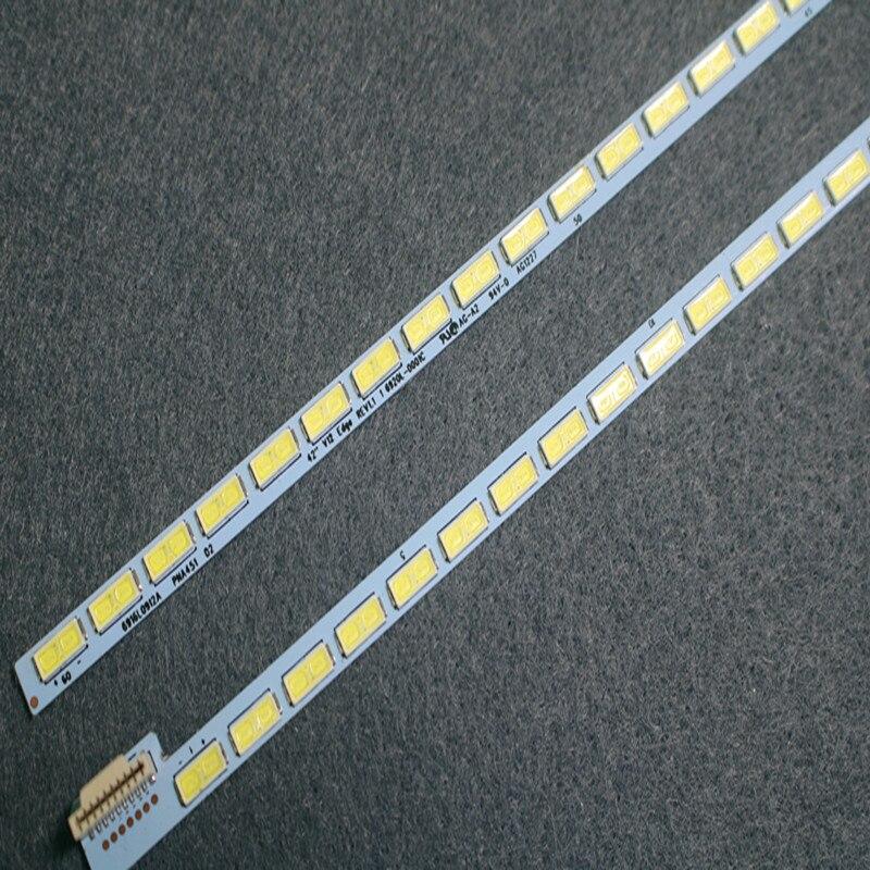 100 PCS/lot 60LED 531mm LED backlight strip bar 42inch 6922L-0016A