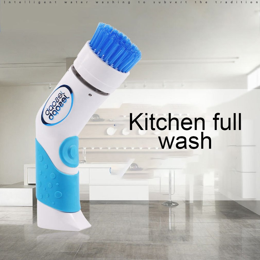 Máquina de lavar louça elétrica portátil mini pratos máquina de lavar cozinha tigela limpeza lavar louça escova substituível