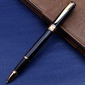 Baoer 68 roller pen pen gift pen pure clip Office supplies, gift pen free shipping