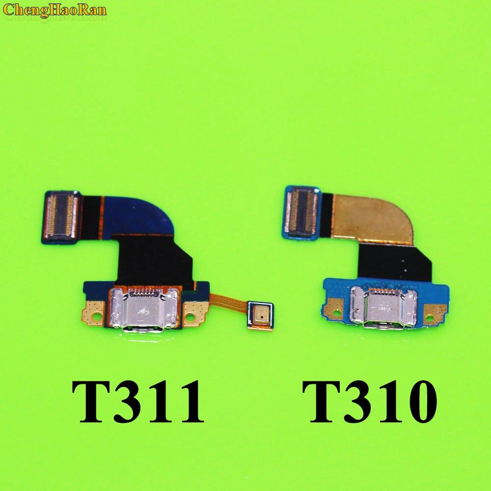 ChengHaoRan для Samsung Galaxy Tab 3 8,0 T311 SM-T311 T310 USB зарядное устройство док-станция гибкий кабель