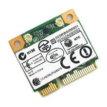 Nieuwe Half Size PCIe Mini Card 802.11N Wifi Bluetooth 3.0 Combo Atheros AR5B195 voor Hackintosh