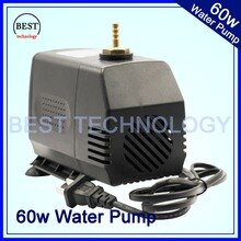 pump 60w 220V water pump  max head 3m  max flow 3000L/H Multi-function submersible pump!