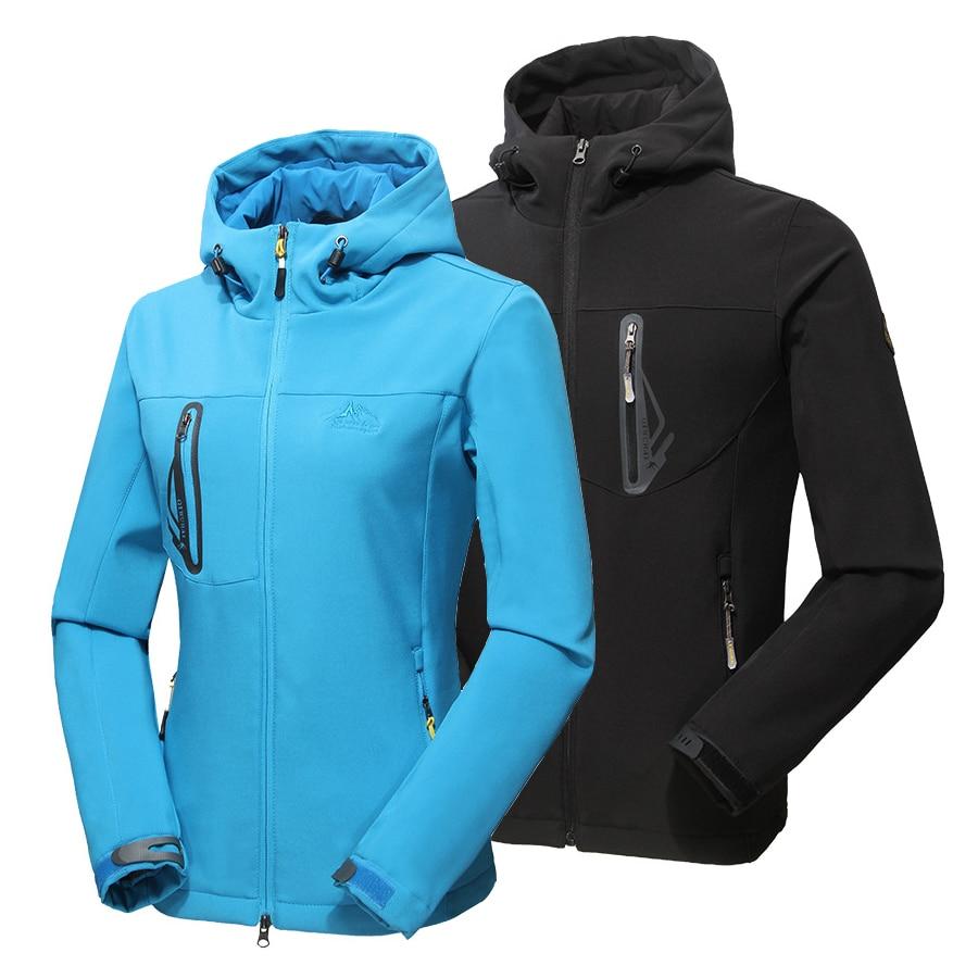 Softshell Jackets Outdoor Waterproof Rain Coat Sports Camping Trekking Climbing Jackets for Men Women Plus Size XL-5XL Clothes