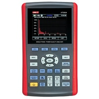 UNI-T UT283A יחיד שלב איכות חשמל Analyzer כוח באיכות בודק True RMS מדידה נתונים שיא USB תקשורת