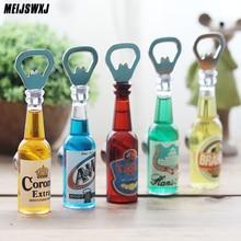 Ouvreur De bouteille Aimant pour réfrigérateur   Bière, Ima De Geladeira, Aimant Imanes Retro Home Bars cafés, petits ornements décorations