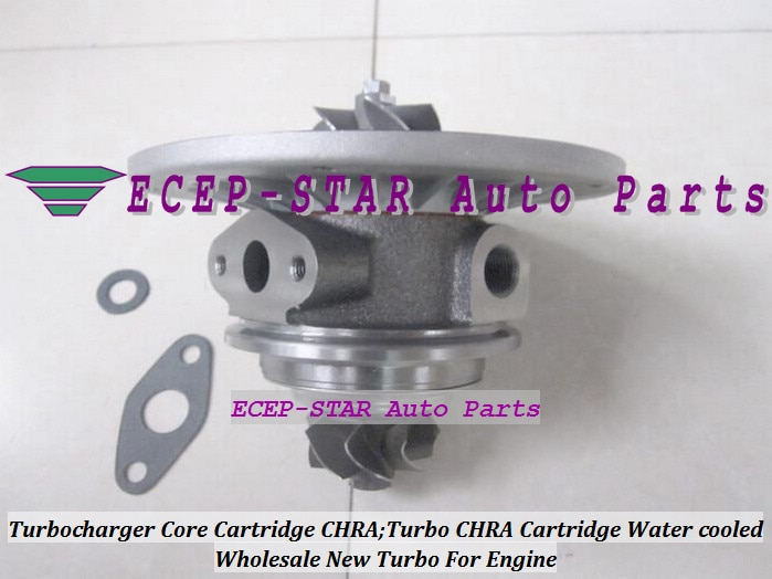 Cartucho Turbo CHRA Core RHF4H VN4 14411-MB40C 14411 MB40C 14411MB40C para NISSAN CabStar 2006-2011 Navara D22 YD25DDTI 2.5L