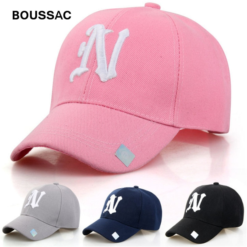 2020 New Letter Hip Hop Baseball Caps N Dodgers Embroidery Bone Snapback Hats For Men Women Bone Gorras Casquette Unisex KBBH34