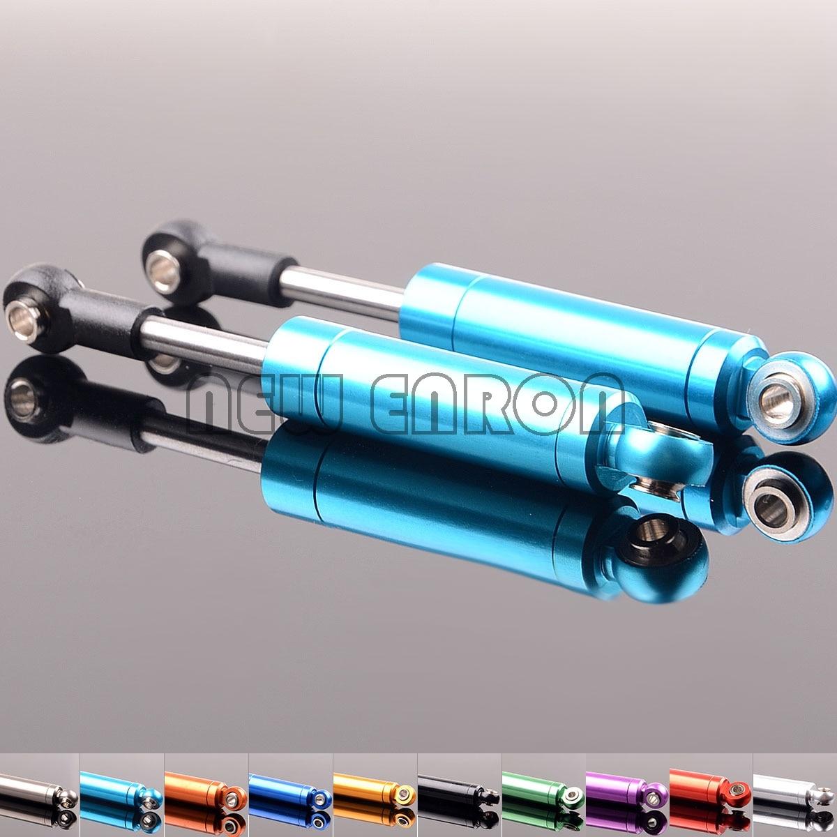 Nova enron 2 p 1/10 amortecedor de alumínio 54-62mm int amortecedor rc tamiya kyosho axial hpi lagartas caminhões de carro cc01 scx10