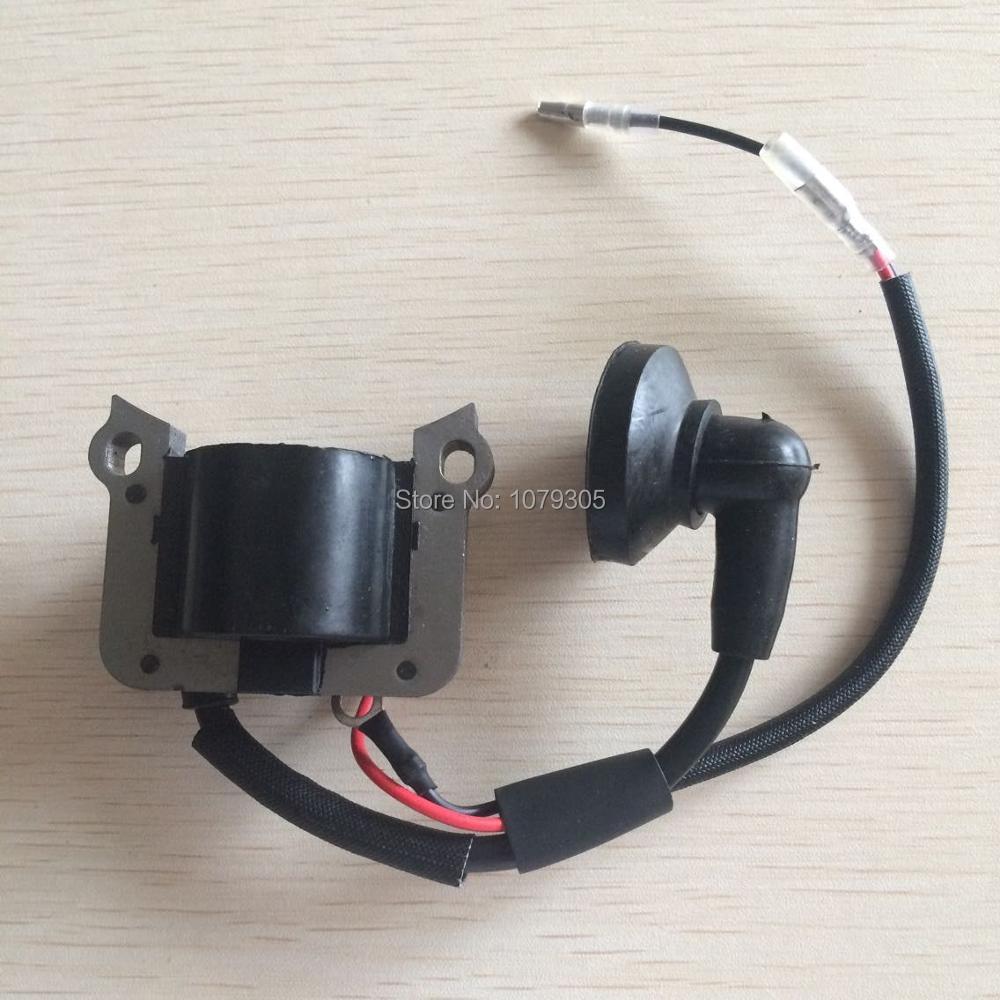Сменная катушка зажигания, подходит для Mitsubishi TL33 33cc, резак для щеток 36F 36 CG330 BG330 TB33 TU33, триммер для травы