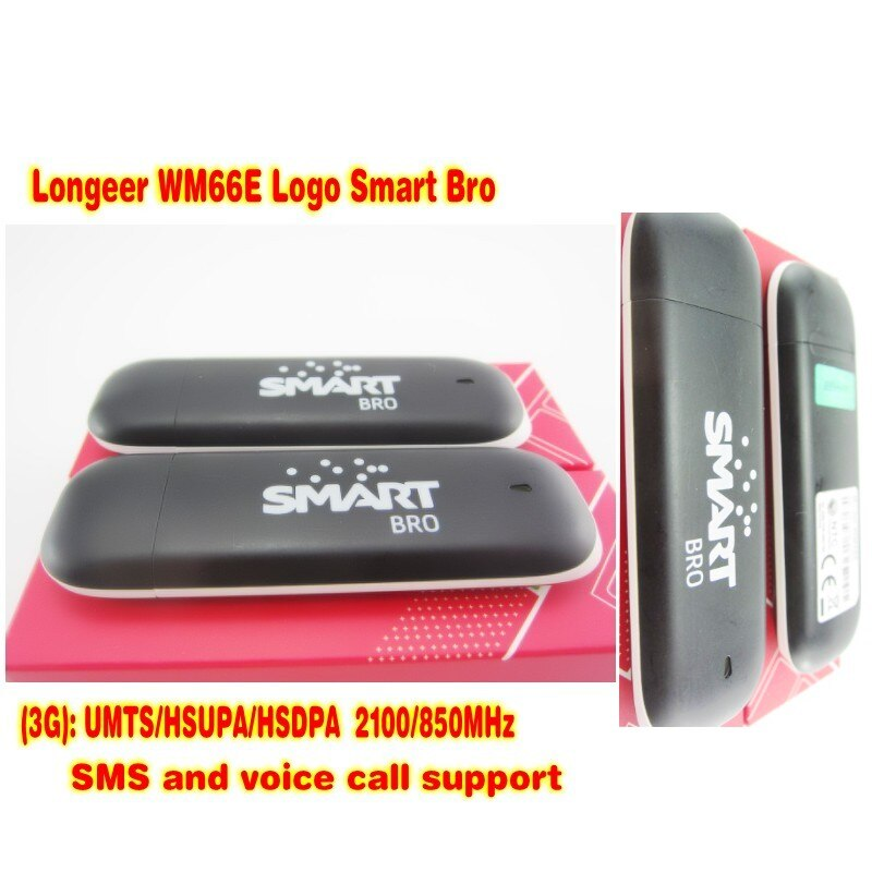 Unlock 21.6Mbps 3G  Wireless USB modem enlarge