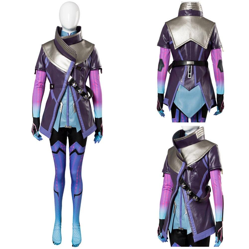 Reloj de juego más ¡Cosplay traje Hacker Sombra Nanosuit Cosplay traje